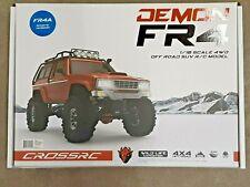 Cross RC FR4A 1/10 Demon 4x4 Crawler Kit-Lexan SUV Body Basic CZRFR4A Brand New!