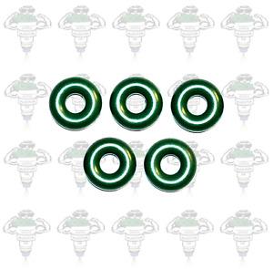 Bosch 0437502 Series K Jetronic Fuel Injector Viton Seals 5 Cylinders- Kit 75