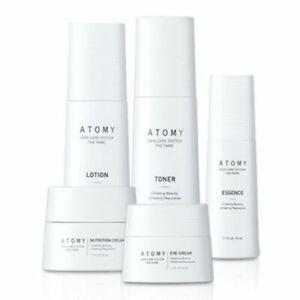 ATOMY Skin Care System THE FAME 5 Pc S NEW Toner, Eye-Cream, Essence, Lotion