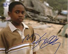 Hand Signed 8x10 photo MALCOLM DAVID KELLEY in LOST as WALT + my COA