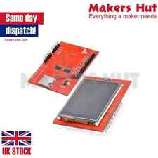 2.4 inch TFT LCD Shield SD Socket Touch Panel Module for Arduino with Stylus