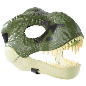 Jurassic World Tyrannosaurus REX Mask with Movable Jaw by Mattel