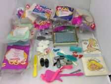 Vintage Barbie Skipper Dolls Doll Accessories Lot McDonald's Happy Meal Toys