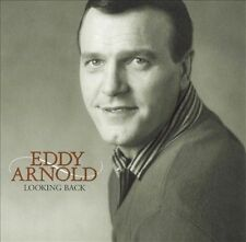 Looking Back by Eddy Arnold (CD, Feb-2002, RCA) FREE SHIPPING!!