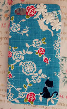 DIY Handmade Cloth Art Phone Case for Samsung Galaxy S4 S3 S2 T-mobile Note 2