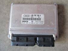 Motorsteuergerät Steuergerät AUDI A6 S6 4B 4,2 V8 4D0907560H ARS Motor