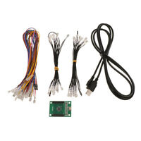 Arcade Game Controller USB Interface 2 Players for Jamma Keyboard Encoder