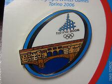 Torino 2006 Olympic Pin - Ponte Vecchio