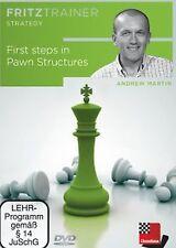 ChessBase: Martin - First steps in pawn structures  NEU / OVP Schach - English