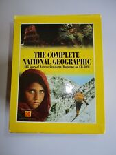 The Complete National Geographic CD-ROM for PC, Unix, Mac, Linux By Mindscape