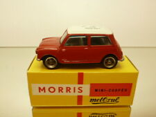 METOSUL 8 - MORRIS MINI COOPER - 1:43 - GOOD CONDITION IN BOX - VERY RARE