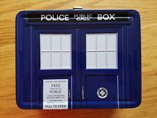 Doctor Who TARDIS Tin Tote - Modern BBC