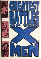 GREATEST BATTLES OF THE X-MEN (1994) Marvel Comics TPB 1st FINE-