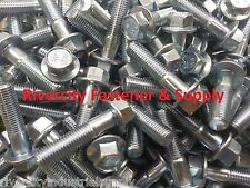 (10) M10-1.25 x 40 or M10x40 10mm x 40mm J.I.S. Small Head Hex Bolt 10.9 Zinc