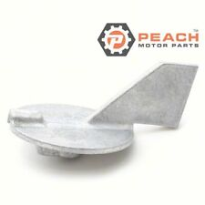 Peach Motor Parts PM-67F-45371-00-00 Anode, Trim Tab Lower Unit Gearcase Aluminu