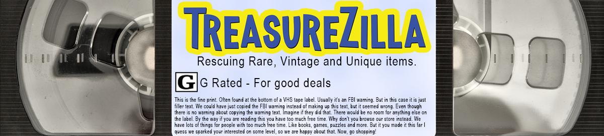 TreasureZilla