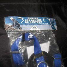 ANTEC harnais safe 3 ceinture boucle auto élagueur charpentier ou autre NEUF