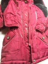 Outbrook Kids Winter Jacket Girls 2T  Shimmering Fuchsia/Magenta
