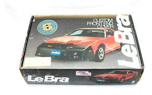 Subaru Front Bra End Cover LeBra 55135 85-86  GL DL  NEW