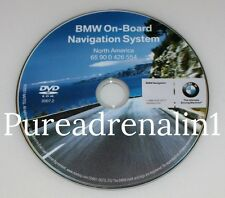 03 04 2005 2006 BMW M3 X5 COUPE SPORT UTILITY NAVIGATION DISC CD DVD US CANADA