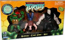 "Teenage Mutant Ninja Turtles 5"" RAPHAEL Casey Jones Hun New Factory Sealed 2003"