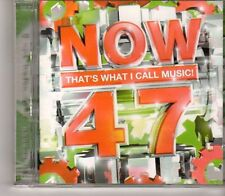 (GA919) Now That's What I Call Music 47, 2CDs  - 2000 CD