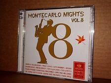 MONTE CARLO NIGHTS Volume 8 Artisti Vari 2CD RARO OTTIMO USATO!!