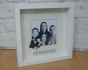 Personalised photo jigsaw Gift Frame Engagement Wedding Present Anniversary Home