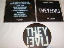 CD - Damage Benjamin & Doc Daneeka - They ! Live (2012) - 3