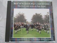 Best of Scottish pipes and drums-The Dan Air Schottish Pipe Band-CD