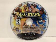 WWE All Stars Wrestlemania Wrestling  (PlayStation 3 / PS3, 2011) - Pre Owned