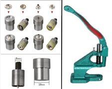 zum Auswahl Druckknopf Presse , Werkzeug PN für Druckknöpfe ( Ring - Feder )