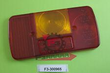 F3-33300965 Vetro Fanale POST. SX  APE TM703 V -FL2 dal 99 in poi - 703 LCS  - T