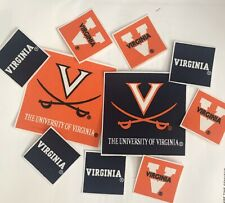 University Of Virginia - Iron On Fabric Appliques - Sports Patches