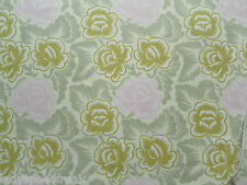 Designers Guild Curtain Fabric HAVANA 0.75m Cotton Floral - Mimosa 75cm