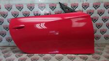 2003-2008 BMW Z4 OEM RH Right Passenger Side Door Red Convertible Roadster