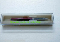 Parker Jotter Standard CT Ballpoint Ball Pen Red Body Color Brand New Original