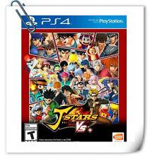 PS4 J-Stars Victory Vs+ ENG / 全明星大乱斗V 中文 SONY Action Bandai Namco Games