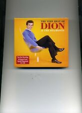 DION & THE BELMONTS - THE VERY BEST OF - 2 CDS - NEW!