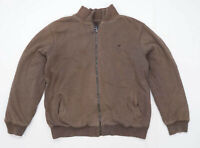 Stone Bay Mens Size XL Cotton Brown Midweight Jacket