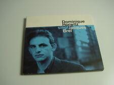 DOMINIQUE HOROWITZ singt Jacques Brel (2000) signiert mit Autogramm.