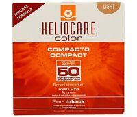 HELIOCARE COLOR LIGHT COMPACT SPF50 10G VISO PELLI NORMALI O MISTE CHIARE