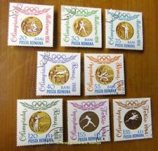 EBS Topicals 1964 Rumania Romania Olympic Gold Medals IMG_8423.jpg