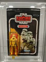 Star wars Stormtrooper ESB Moc 48 Back Vintage Kenner