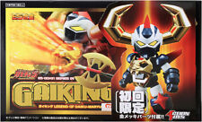 ES Gokin ES09 Legend of Daiku-Maryu Gaiking Figure Action Toys ArtStorm Fewture