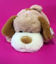 "14"" Musical Brown/beige Dog Plush ""Soft Toy- Perro De peluche-Stuffed Animal