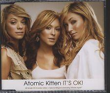 Atomic Kitten - Its Ok CD (single)