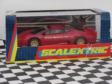 Scalextric Jaguar XJ220 'gama presentación 1999' Ranura C3355 1:32 Nuevo Viejo Stock