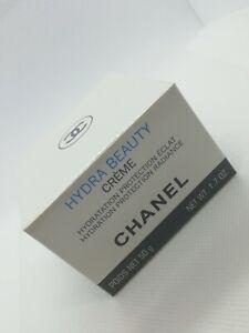 1 PC Chanel Hydra Beauty Cream Hydration Protection Radiance 50g Moisturizers
