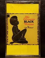 The Sensous Black Woman by The Madam Audio Cassette 1988 NEW